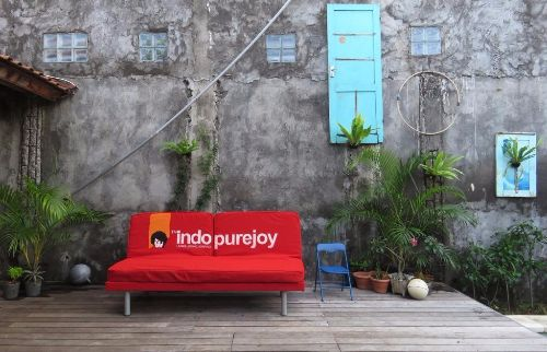 Indopurejoy House Hostel